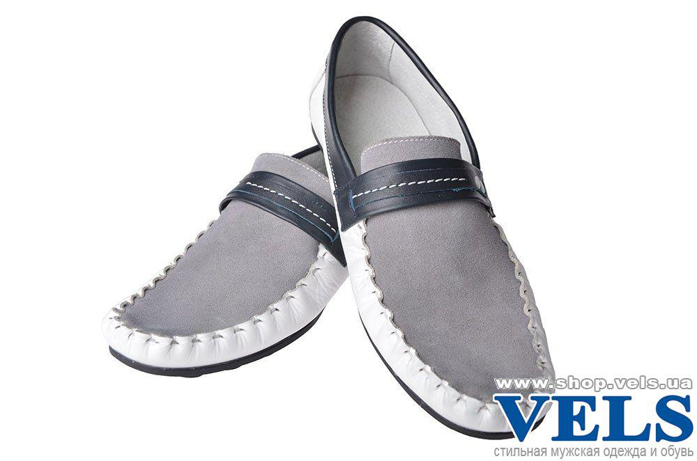 ff98f641e9a Мокасины VELS 61604 224 7 - Интернет магазин мужской одежды и обуви VELS™