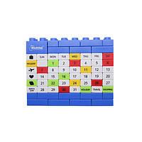 Вечный Календарь LEGO Blue