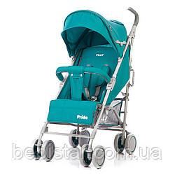 Детская прогулочная коляска TILLY Pride T-1412 Green