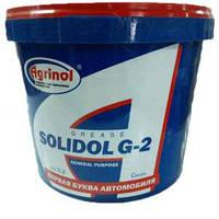 Смазка Agrinol Солидол Ж-2 5л