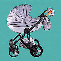 Наша дочь, коляска, люлька и амортизаторы