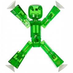 Фигурка зеленая для анимационного творчества, Stikbot S1 TST616G