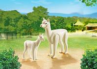 Альпака с детенышами, Playmobil (6647)