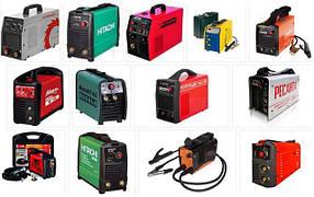 Инверторные источники сварочного тока (Аргонодуговые,сварочные аппараты и полуавтоматы,плазморезы)