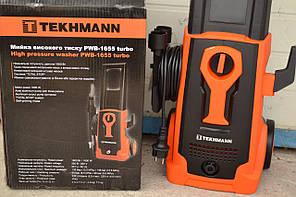 Мийка високого тиску Tekhmann PWB-1655 turbo