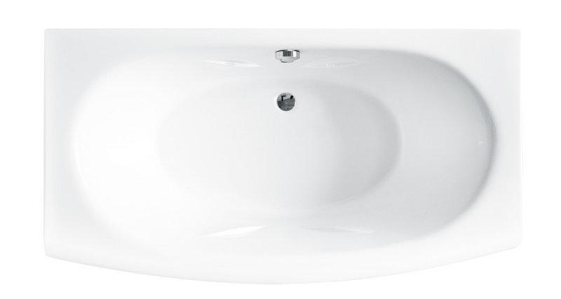 Ванна акриловая Besco PMD Piramida Telimena, 1800х850х590 мм