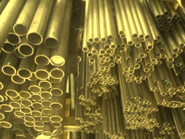 Труба латунная Л63  42х1 мм полутвердая