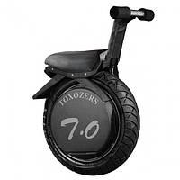 Мото-сигвей EcoDrive Moto Zhuke Toxozers 7.0 (черный)