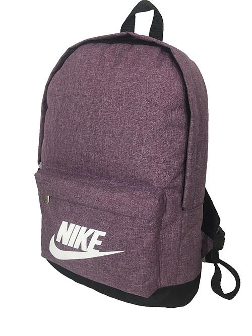 Рюкзак спортивньій R-09-113 NIKE катен сірень