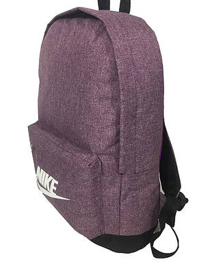 Рюкзак спортивньій R-09-113 NIKE катен сірень, фото 2