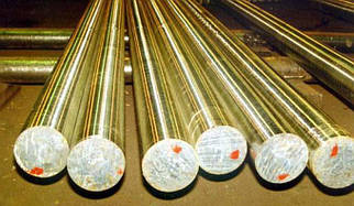 Пруток бронзовый ОЦС диаметром 50 мм
