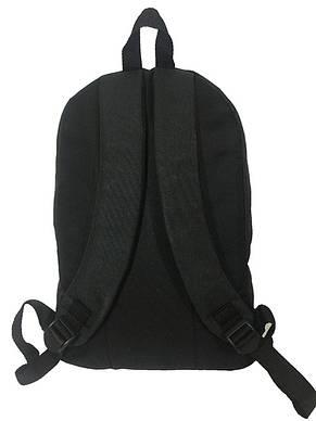 Рюкзак спортивньій R-09-144 NIKE катен чорний, фото 2