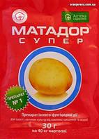 Протравитель Матадор супер 30гр., фото 1