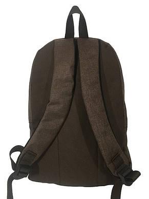 Рюкзак спортивньій R-09-97 NIKE катен коричневий, фото 2