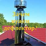 Зачем нужен дефлектор на дымоход? Как повысить эффективность дымоходной системы – рекомендации специалистов!