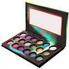 Палетка запечённых теней Aurora Lights - 18 Color Baked Eyeshadow Palette BH Cosmetics Оригинал