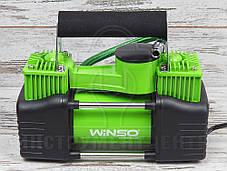 Автокомпрессор двухпоршневой WINSO 125000