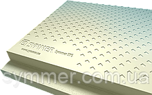 Экструдированный пенополистирол SYMMER XPS 1200х550х20мм жёлтый