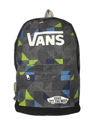 Рюкзак спортивньій R-09-137 VANS дизайн, фото 2