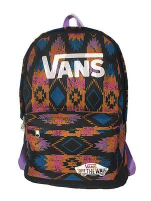 Рюкзак спортивньій R-09-142 VANS дизайн, фото 2