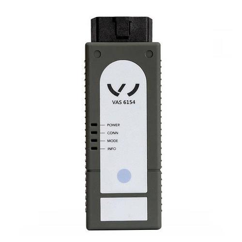 VAS 6154 Самый новый сканер для VAG группы USB ODIS OBD2 Wi-fi