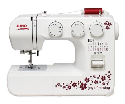 Швейная машинка Janome Juno E1019