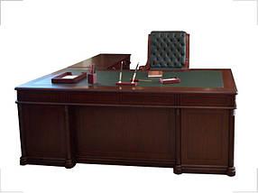 Стол руководителя Кортес (Диал ТМ)
