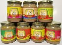 ASI консерва для кошек 59% мясо печень с сердцем 460 гр