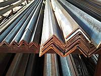 Уголок стальной гнутый 90х70х3