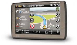 Навигатор автомобильный Medion E5470 купить в Виннице