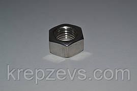 Гайка нержавеющая М6 ГОСТ 5915-70 А4 сталь