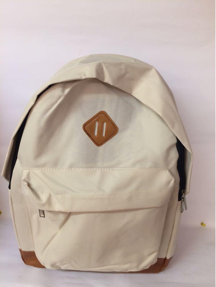 Рюкзак подростковый на два отделения