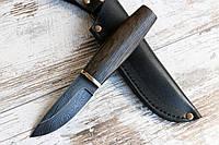 """Нож ручной работы из дамасской стали """"Гном2"""""""