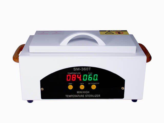 Сухожаровой шкаф SМ-360Т для стерилизации инструментов, с дисплеем