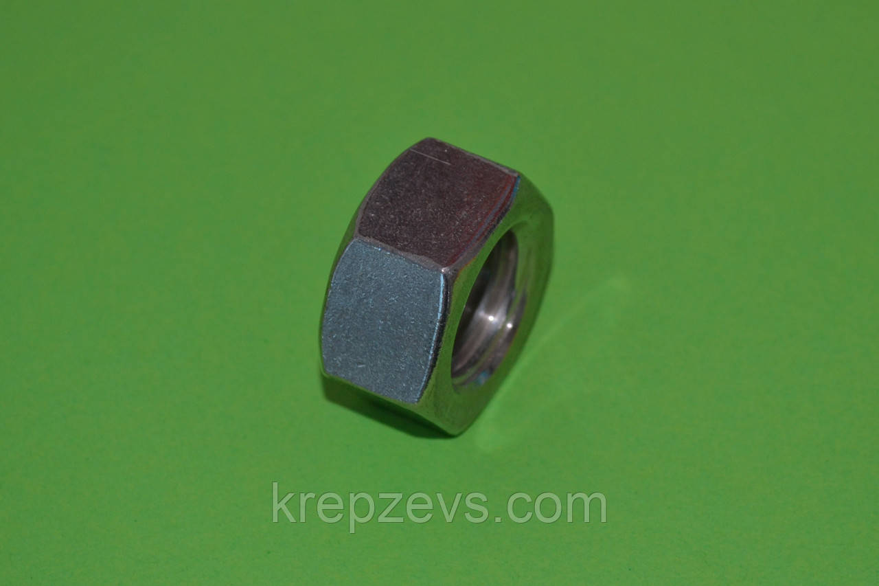Гайка нержавеющая М18 ГОСТ 5915-70 А4 сталь
