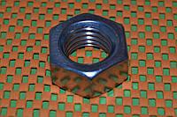 Гайка нержавеющая М24 ГОСТ 5915-70 А4 сталь, фото 1
