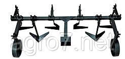 Пропольник широкорядный для мототрактора (с колесами)
