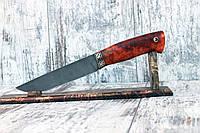 """Нож ручной работы """"Грифон"""" из нержавеющей стали n690"""
