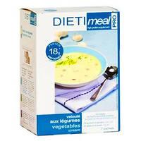 Суп-пюре овочевий протеїновий DIETI Meal Pro, 35 гр