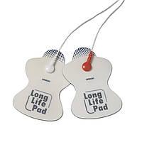 Электроды OMRON E-Plus-Tens липкие моющиеся для массажёра E4 (1пара) (4928818-7)