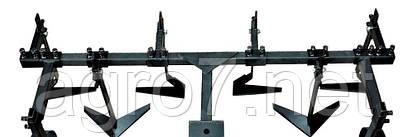 Пропольник широкорядный для мототрактора (без колес)