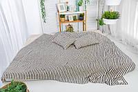Покрывало Льняное, 200х220 см, текстиль для дома, покрывала, премиум текстиль