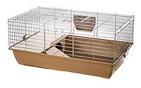 Клетка для кролика InterZoo G361 Super Rabbit 80 zinc(780*480*340мм)