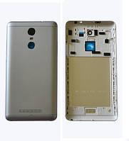 Корпус Xiaomi Redmi Note 3 Pro Special Edition, серый, оригинал
