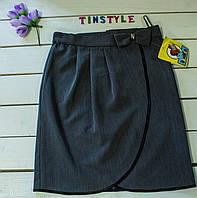Школьная юбка для девочки  на рост 140-152 см