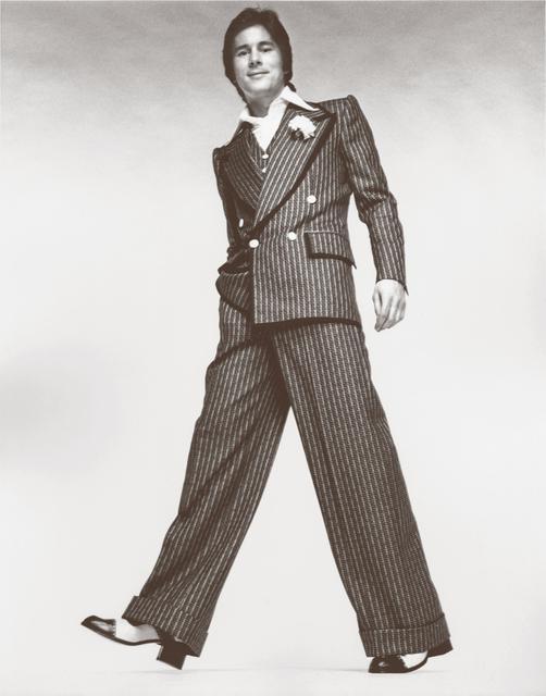 Познакомьтесь с мужчиной, который одевал Мика Джаггера