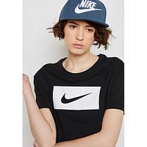 Женская Nike Nsw Drop Tail Swoosh 889395-010 (Оригинал), фото 2