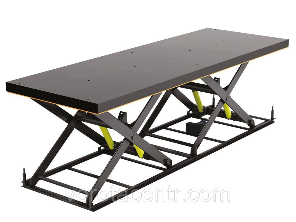 Стол подъемный с четырьмя парами ножниц DoorHan серии 4LT