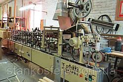 Barberan PL-32 продам станок бу для обклеювання профілів шпоном/папером