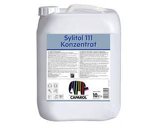 Грунтовка силикатная SYLITOL 111 KONZENTRAT глубокого проникновения 10л
